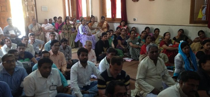 Spiritual Retreat at Ambikapur – 10 Apr 2017