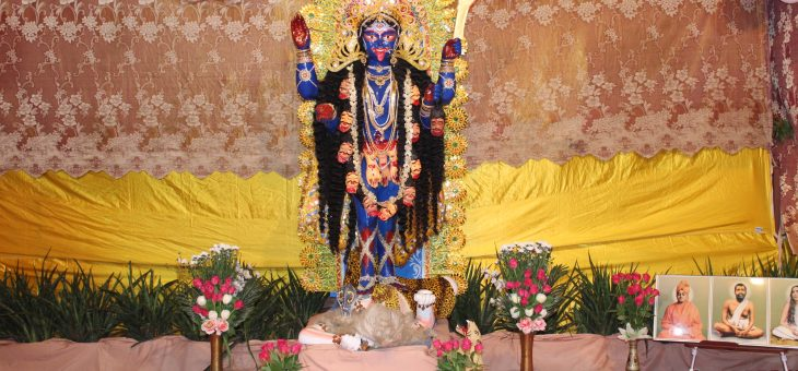 Sri Sri Kali Puja – 19 Oct 2017