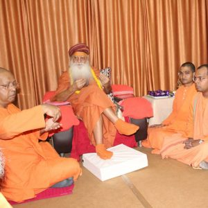Swami Gurusharananandaji