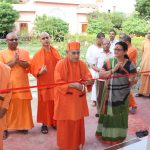 Inauguration of Brahmananda Bhavan at Ramakrishna Mission Ashrama, Kanpur